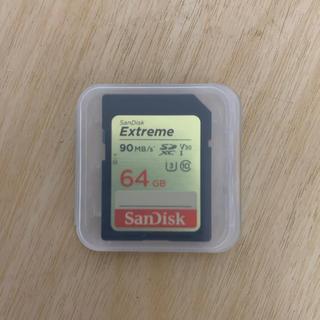SanDisk - SanDisk SDカード 64GB