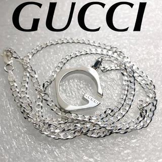 Gucci - 最終価格❗️極美品❗️GUCCI ネックレス 社外新品喜平チェーン