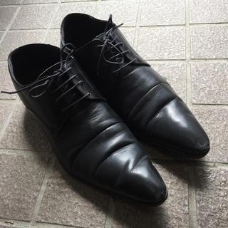 バーバリーブラックレーベル(BURBERRY BLACK LABEL)のバーバリーブラックレーベル☆ビジネス革靴(ドレス/ビジネス)