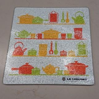 ルクルーゼ(LE CREUSET)のLE CREUSET 鍋しき(収納/キッチン雑貨)