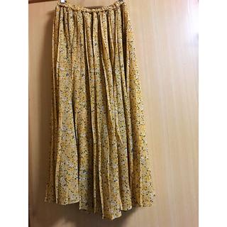 コルザ(COLZA)のCOLZA ロングスカート(ロングスカート)