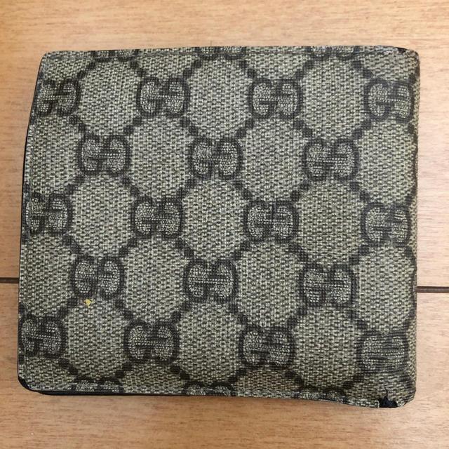 Gucci(グッチ)のグッチ 財布 メンズのファッション小物(折り財布)の商品写真