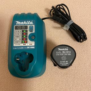 マキタ(Makita)のマキタ バッテリー 充電器 DC10WA(その他)