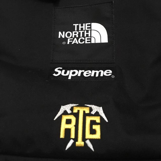 Supreme(シュプリーム)のSupreme North Face RTG Backpack 黒 Black メンズのバッグ(バッグパック/リュック)の商品写真