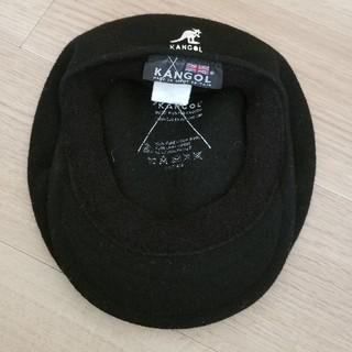 KANGOL - KANGOL ハンチング ベレー帽