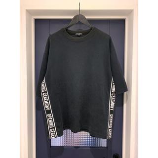 オープニングセレモニー(OPENING CEREMONY)のOPENING CEREMONY オープニングセレモニー  サイドロゴカットソー(Tシャツ/カットソー(半袖/袖なし))