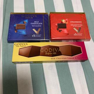 チョコレート(chocolate)のGODIVA チョコセット(菓子/デザート)