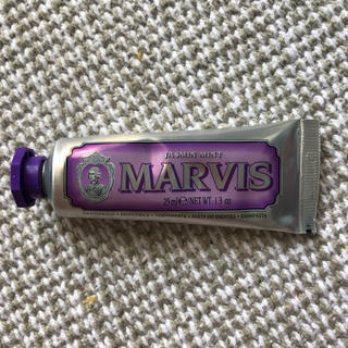 マービス(MARVIS)のMARVIS ジャスミン・ミント 25ml(歯磨き粉)