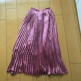 ナイスクラップ(NICE CLAUP)の超美品スカート1度着用NICE CLAUP(ロングスカート)