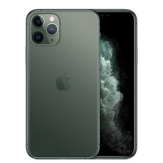 iPhone - 【新品】iPhone11 Pro 256GB ミッドナイトグリーン