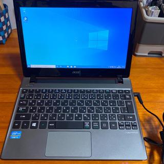 Acer - acer v5-171-h54c/s ノートパソコン