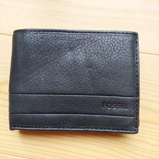 フォッシル(FOSSIL)のFOSSIL財布 未使用!!(折り財布)