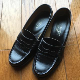 ハルタ(HARUTA)のハルタ ローファー24センチ(ローファー/革靴)