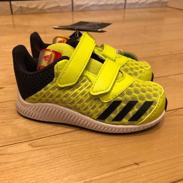 adidas(アディダス)の【値下】アディダス kids スニーカー キッズ/ベビー/マタニティのベビー靴/シューズ(~14cm)(スニーカー)の商品写真