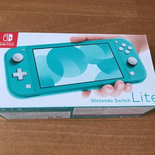 ニンテンドースイッチ(Nintendo Switch)のNintendo Switch Lite /ニンテンドースイッチライト/ブルー(家庭用ゲーム機本体)