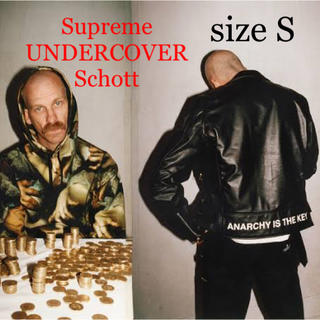 Supreme - Supreme × UNDERCOVER × Schott Leather