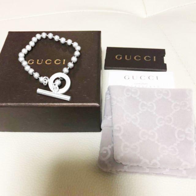 メンズ時計パネライスーパーコピー,Gucci-☆新品☆未使用☆Gucciグッチボールチェーンブレスレットの通販