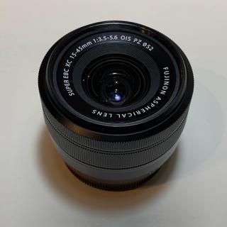 富士フイルム - FUJIFILM XC15-45mmF3.5-5.6 OIS PZ [ブラック]
