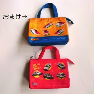 タカラトミー(Takara Tomy)のトミカ 保冷バッグ(弁当用品)