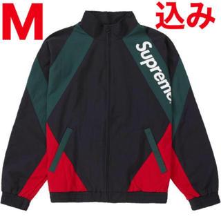シュプリーム(Supreme)の黒 M(ナイロンジャケット)