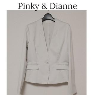 Pinky&Dianne - 【Pinky&Dianne】ノーカラージャケット