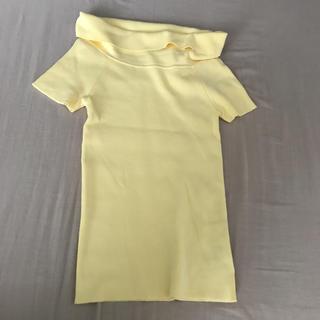 ラグナムーン(LagunaMoon)の半袖カットソー✳︎新品(カットソー(半袖/袖なし))
