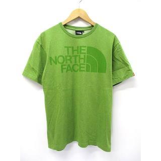 THE NORTH FACE - ザノースフェイス T NT31356  プリント 半袖 Tシャツ カットソー L