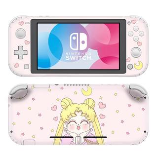 Nintendo Switch - 〖新品〗激安 セーラームーン② 任天堂Switch 保護スキンシール✦汚れ防止