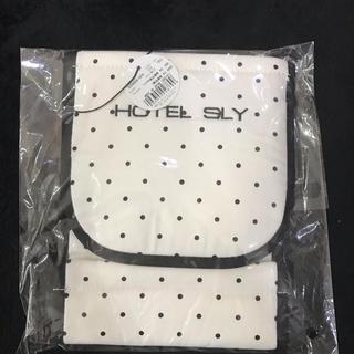 SLY - 新品未使用 SLY スライ トイレットペーパーカバー