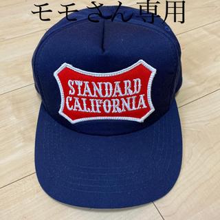 スタンダードカリフォルニア(STANDARD CALIFORNIA)のスタンダードカルフォルニアキャップ(キャップ)