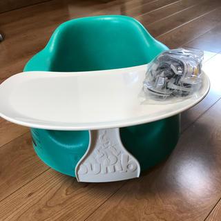 バンボ(Bumbo)のバンボ  グリーン  テーブル付き(その他)
