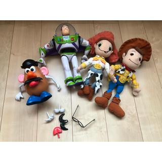 ディズニー(Disney)のトイストーリー おもちゃ、人形セット(キャラクターグッズ)