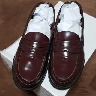 ハルタ(HARUTA)のレディースHARUTA  ハルタ ローファー 学生靴(ローファー/革靴)