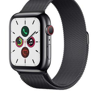 アップル(Apple)のApplewatch sr 5 millan 40mm(腕時計(デジタル))