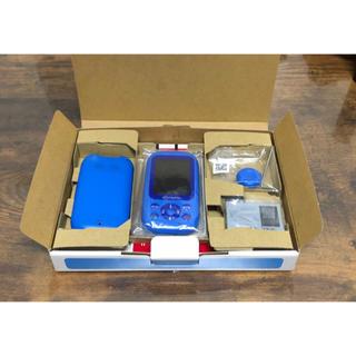 エヌティティドコモ(NTTdocomo)のドコモ キッズ携帯 F-03J ブルー(携帯電話本体)