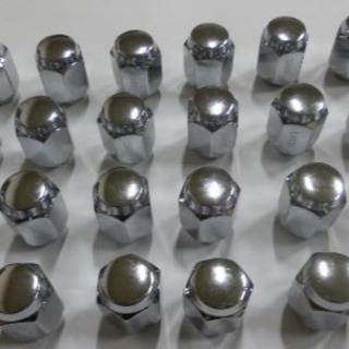 24個 FJクルーザー  ハイエース サーフ プラド ホイールナット