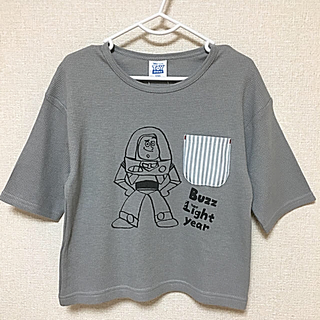 Disney -  新作 希少 レア ❤️ ディズニー トイストーリー ロンT Tシャツ 100