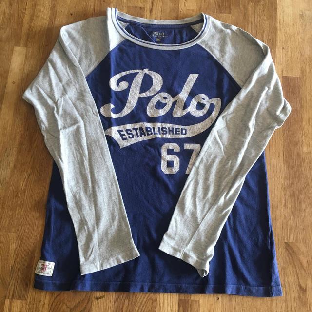 POLO RALPH LAUREN(ポロラルフローレン)のポロ ラルフローレン Ralph Lauren Tシャツ サイズ140㎝  3枚 キッズ/ベビー/マタニティのキッズ服男の子用(90cm~)(Tシャツ/カットソー)の商品写真