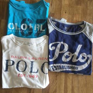 POLO RALPH LAUREN - ポロ ラルフローレン Ralph Lauren Tシャツ サイズ140㎝  3枚