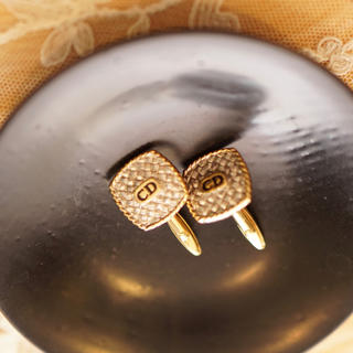 クリスチャンディオール(Christian Dior)のクリスチャンディオール ヴィンテージ ボタン(各種パーツ)