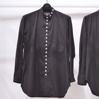 Yohji Yamamoto - 19aw 白ボタンシャツ ヨウジヤマモト