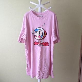 [019] SUPER LOVERS MILKチャンTシャツ 3XL(Tシャツ/カットソー(半袖/袖なし))