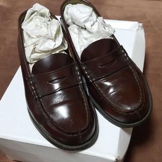 ハルタ(HARUTA)のレディースローファーハルタ 学生靴ハルタ オフィスローファー(ローファー/革靴)