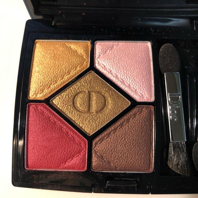 Dior(ディオール)のDior サンク クルール 837 デビリッシュ コスメ/美容のベースメイク/化粧品(アイシャドウ)の商品写真