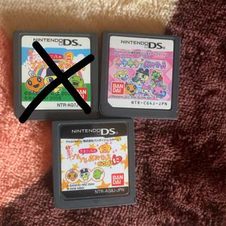 ニンテンドーDS - たまごっち DS ゲームソフト3つセット