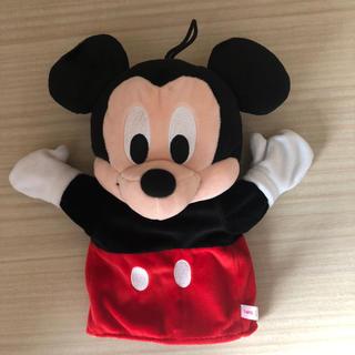 ミッキーマウス(ミッキーマウス)のミッキー パペット(ぬいぐるみ/人形)