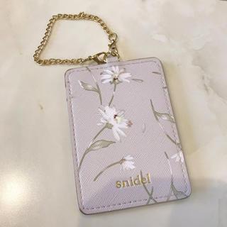 snidel - 【スナイデル】パスケース