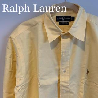 ラルフローレン(Ralph Lauren)のRalph Lauren オックスフォードシャツ(イエロー)(シャツ)