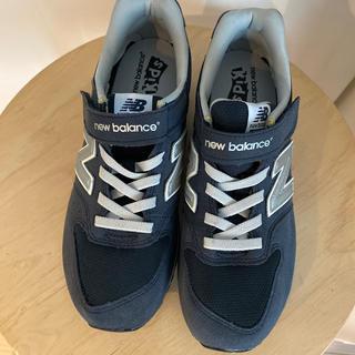 ニューバランス(New Balance)のニューバランス  キッズ 23㎝ 靴  スニーカー 新品(スニーカー)