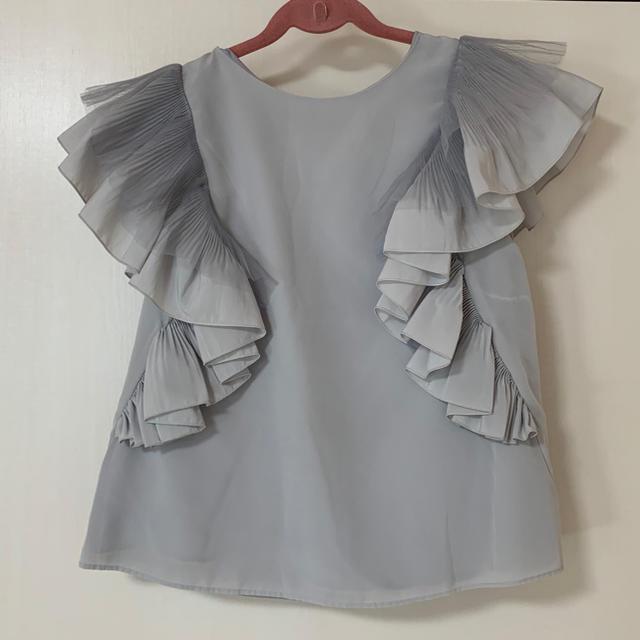 FRAY I.D(フレイアイディー)のフレイアイディー  ブラウス レディースのトップス(シャツ/ブラウス(半袖/袖なし))の商品写真